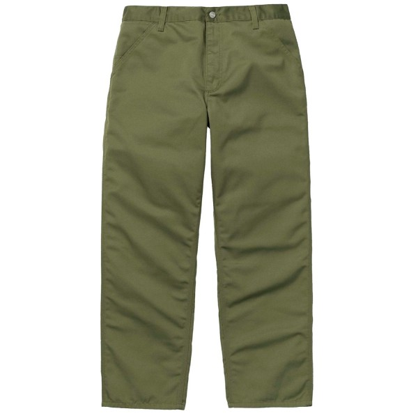 Carhartt Simple Pant (Rover Green Rinsed)