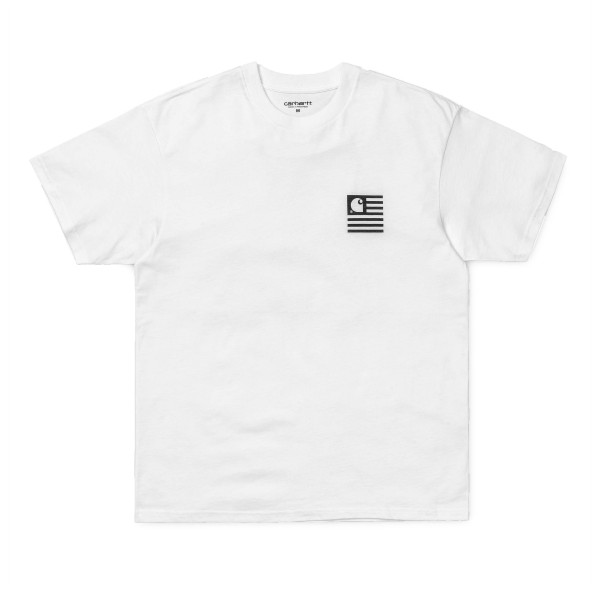 Carhartt State Patch T-Shirt (White)