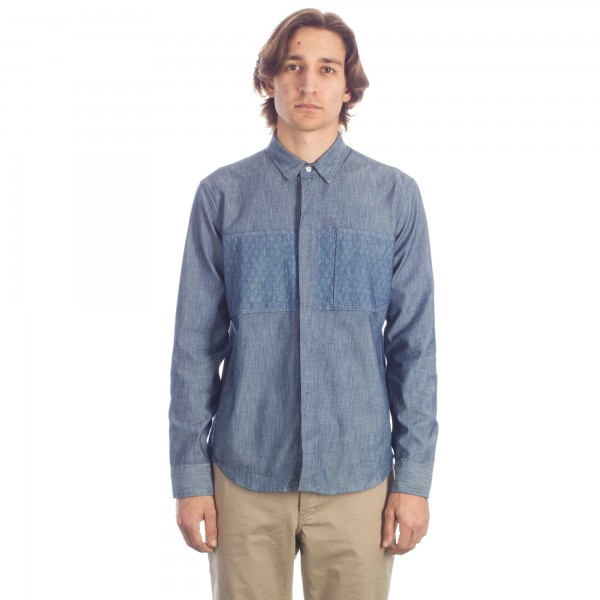 Levi's Commuter City Shirt (White Wash)