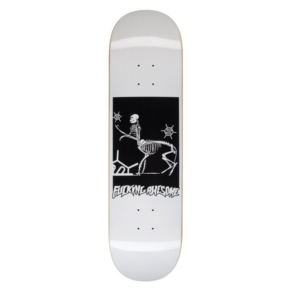 Fucking Awesome Centaur Dipped Tail Skateboard Deck 8.18""