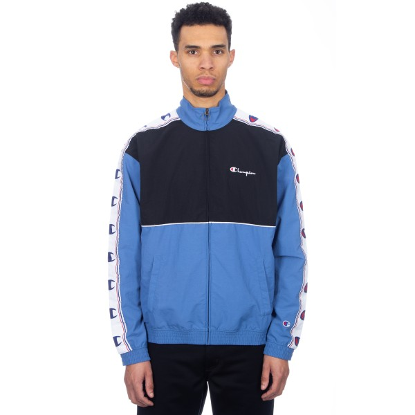 Champion Reverse Weave Full Zip Jacket (Blue)
