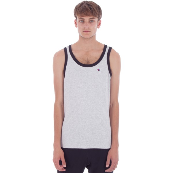 Champion Reverse Weave Tank Top (Light Oxford Grey)