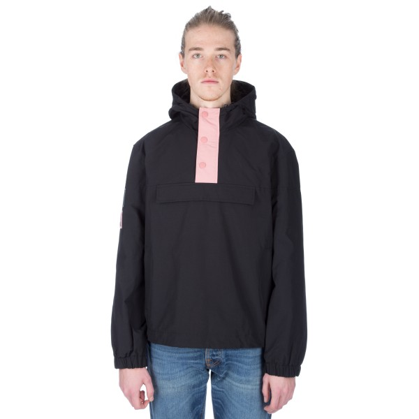 Champion x Wood Wood Niko Hooded Jacket (Black)