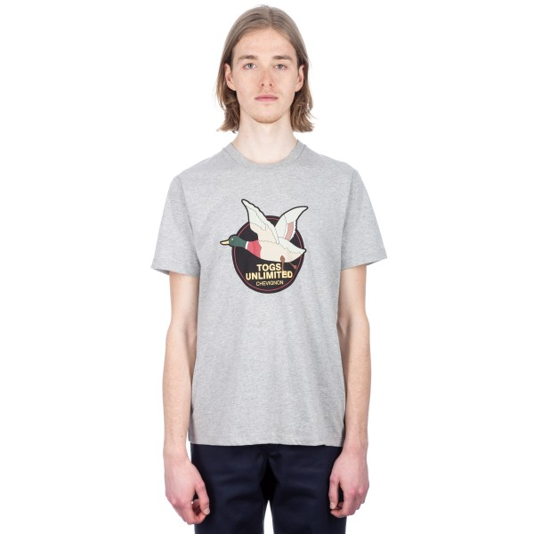 Chevignon Unlimited T-Shirt (Heather Grey)