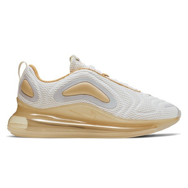 Nike Air Max 720 'Pale Vanilla' (White/Anthracite-Pale Vanilla)