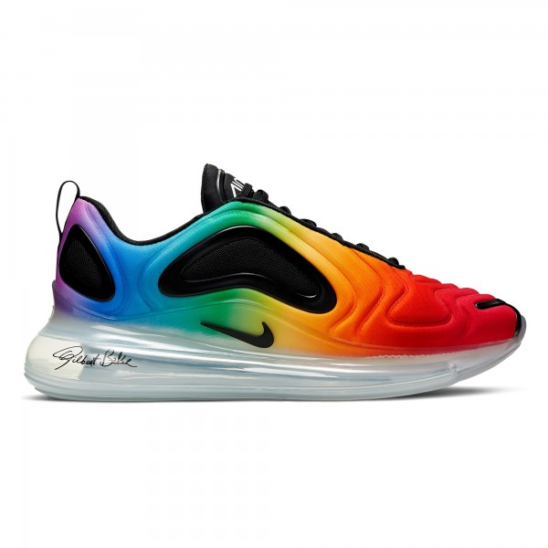 Nike Air Max 720 'Be True Collection' (Multi-Colour/Black-White)