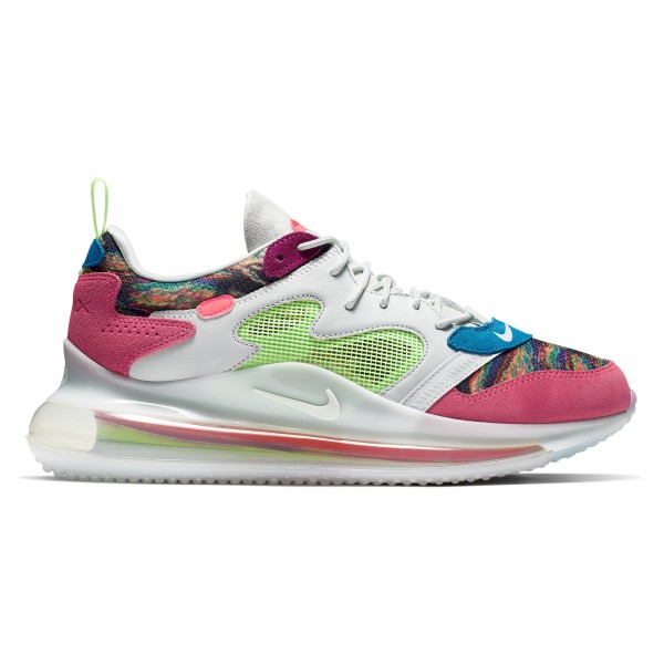 Nike Air Max 720 OBJ 'King of Drip' (Multi-Colour/Hyper Pink-Lime Blast)