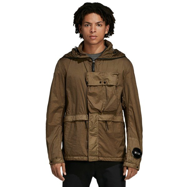 adidas x C.P. Company Explorer Jacket (Night Cargo)