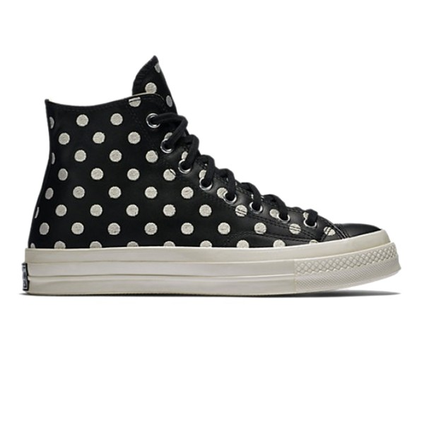 Converse All Star Chuck Taylor 70 Hi (Black/Parchment/Natural)