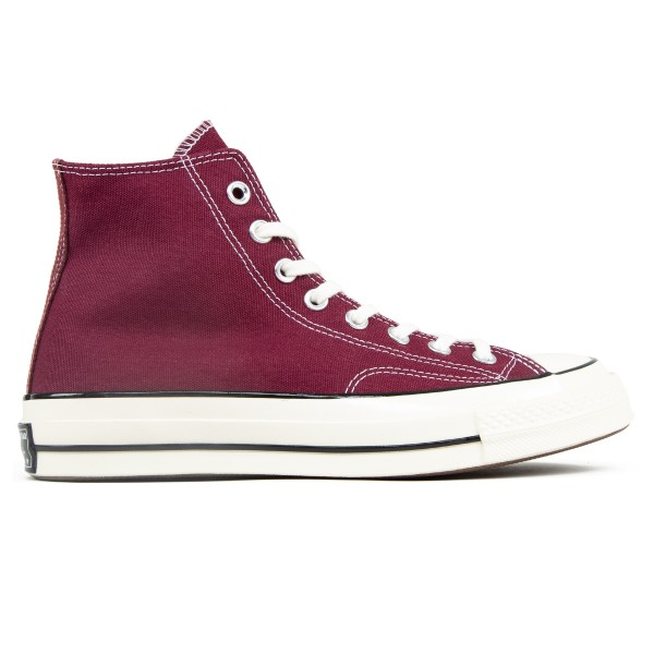 Converse All Star Chuck Taylor 70 Hi (Dark Burgundy/Black/Egret)
