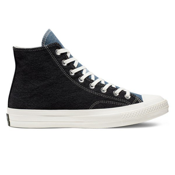 Converse Chuck Taylor All Star 70 Hi 'Denim Renew' (Dark Denim/Light Denim/Egret)