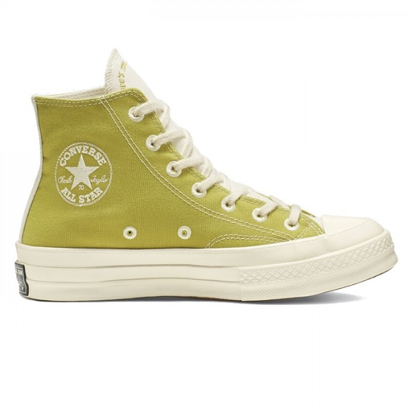 Converse Chuck Taylor All Star 70 Hi 'Renew' (Moss/Natural/Black)