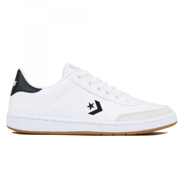 Converse Cons Barcelona Pro OX (White/Black/White)