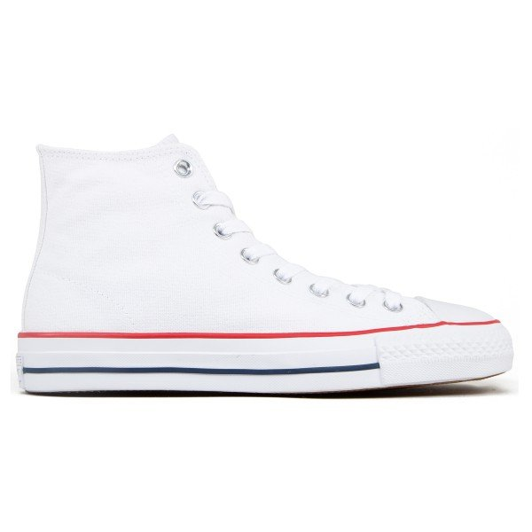 Converse Cons CTAS Pro Hi (White/Red/Insignia Blue)