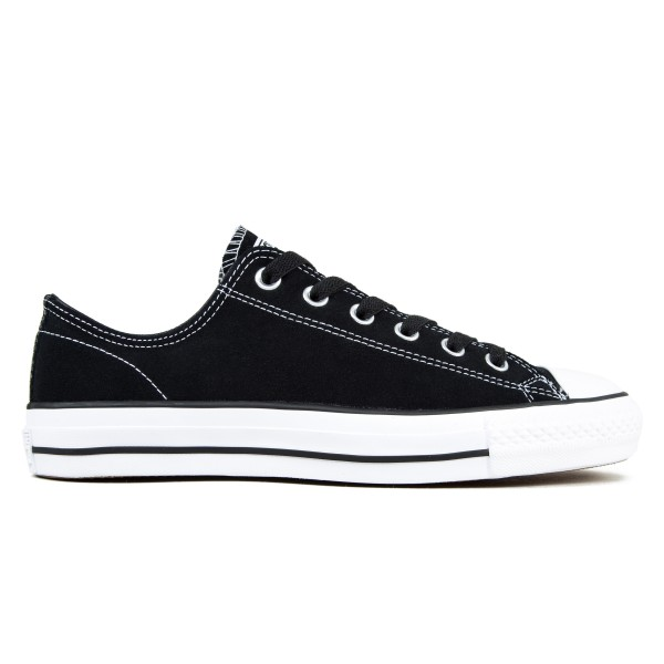 Converse Cons CTAS Pro OX (Black/Black/White)