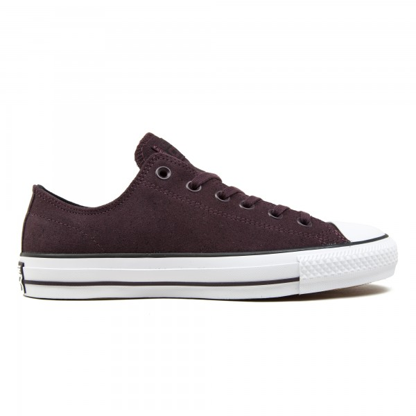 Converse Cons CTAS Pro OX (Black Cherry/Black/White)