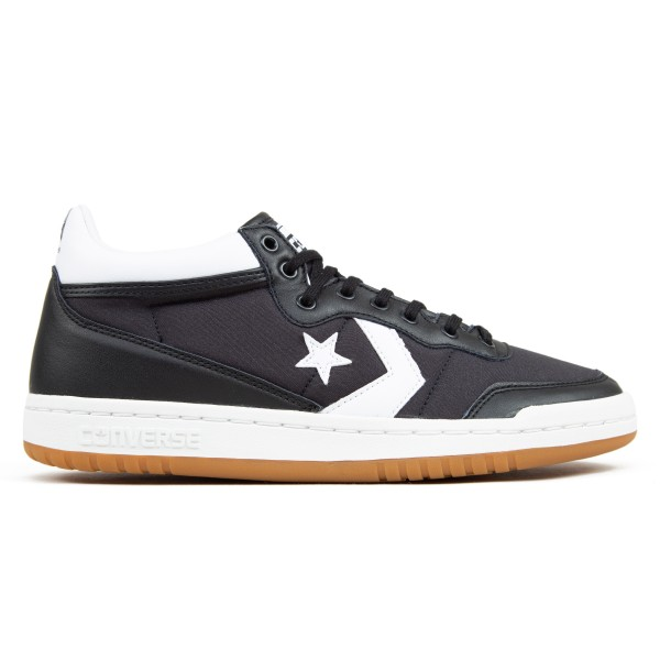 Converse Cons Fastbreak Pro Mid (Black/White/Gum)