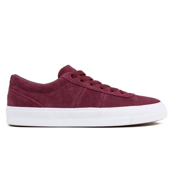 Converse Cons One Star CC Pro OX (Deep Bordeaux/Deep Bordeaux/Pale Grey)