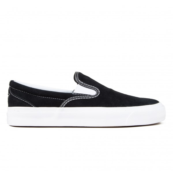 Converse Cons One Star CC Slip On Pro (Black/White/White)