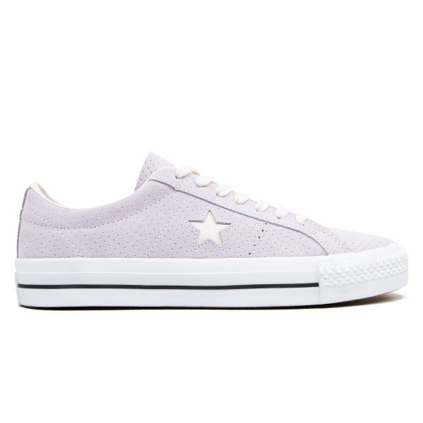 Converse Cons One Star Pro OX (Barely/Grape Driftwood/White)