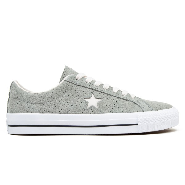 Converse Cons One Star Pro OX (Dark Stucco/Driftwood/White)