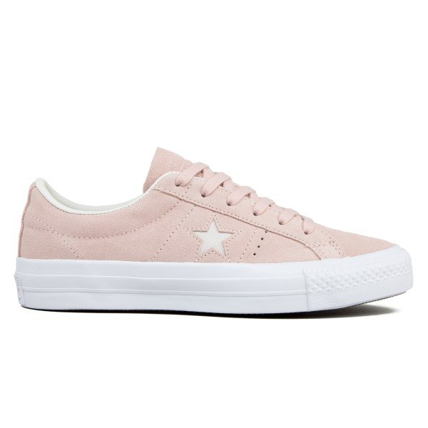 Converse Cons One Star Pro OX (Dusk Pink/Egret/White)