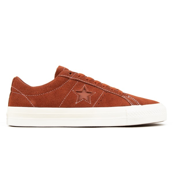 Converse Cons One Star Pro Ox 'Workwear Twill' (Cinnamon/Egret/White)