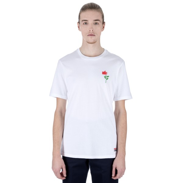 Converse Cons x Chocolate T-Shirt (White)