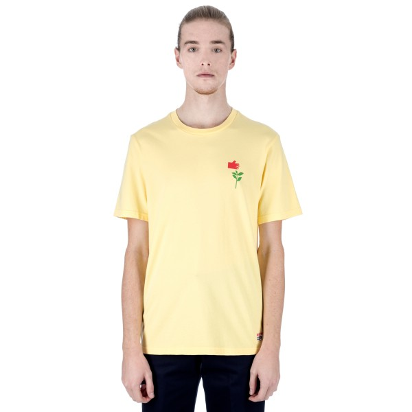 Converse Cons x Chocolate T-Shirt (Yellow)