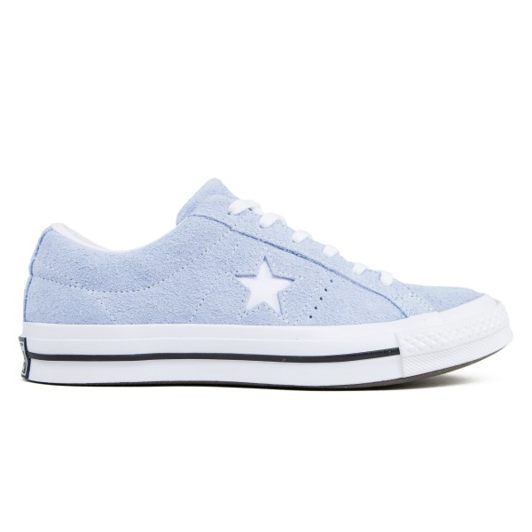 Converse One Star OX (Blue Chill/White/Black)