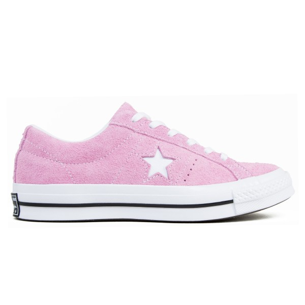 Converse One Star OX (Light Orchid/White/Black)