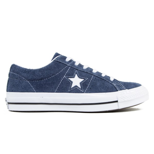 Converse One Star OX (Navy/White/White)