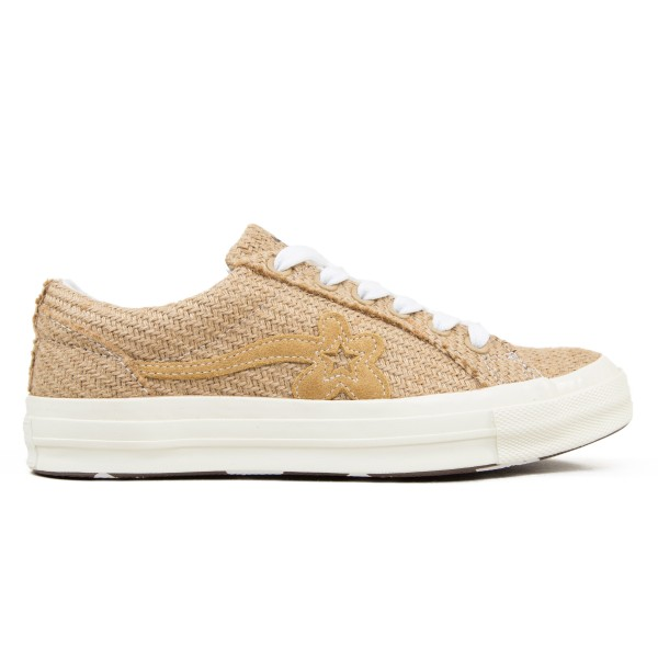 Converse x Golf Le Fleur One Star OX 'Burlap' (Curry/Curry/Egret)