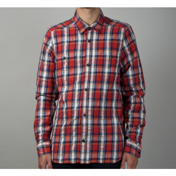 Deus Ex Machina Flanno Shirt (Indian)
