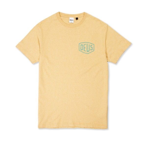 Deus Ex Machina Marle Canggu T-shirt (Mineral Yellow)