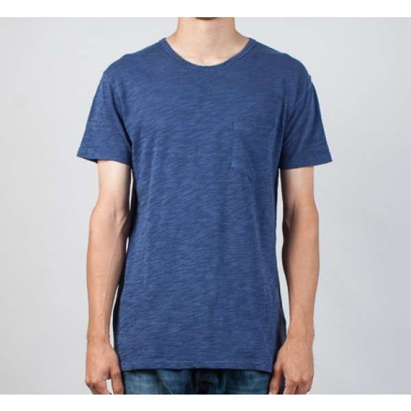 Deus Ex Machina Perry Pocket T-Shirt (Navy)