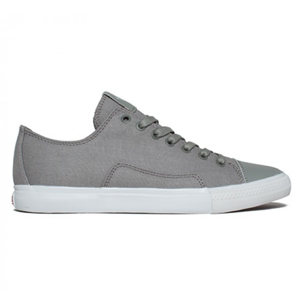 Diamond Supply Co. Brilliant Low (Grey Canvas)