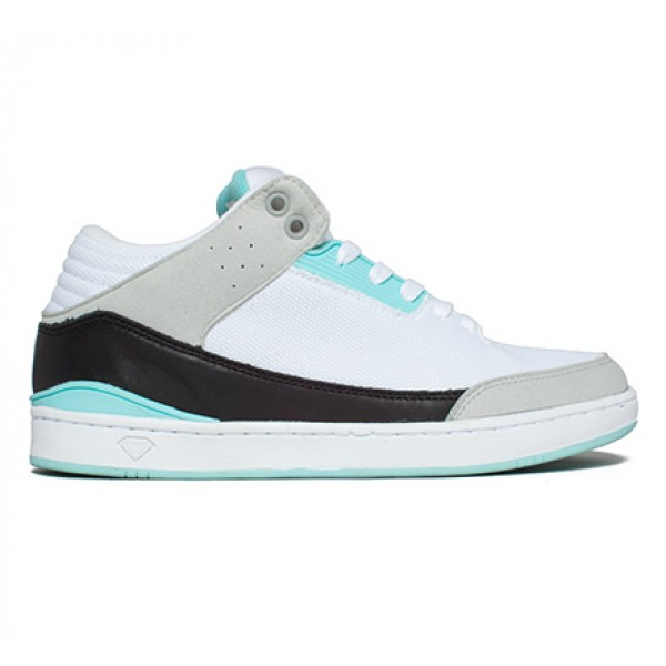 Diamond Supply Co. Marquise (White/Diamond Blue)