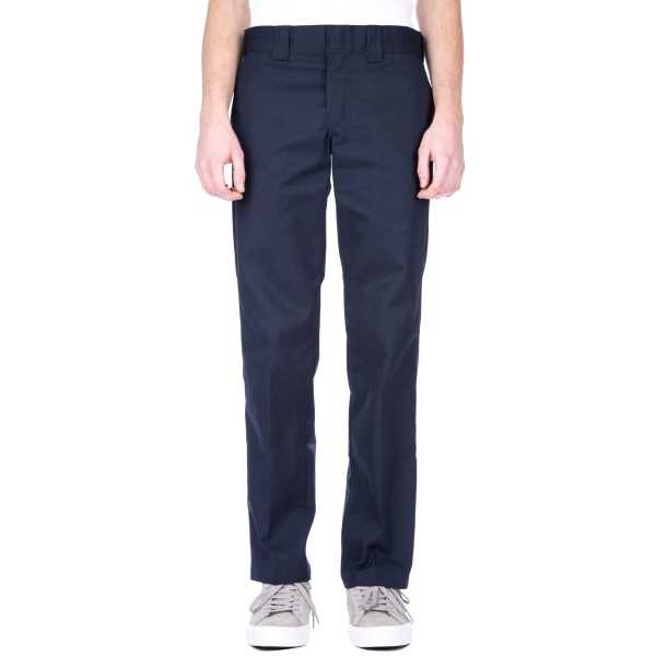 Dickies 873 Slim Straight Work Pant (Dark Navy)