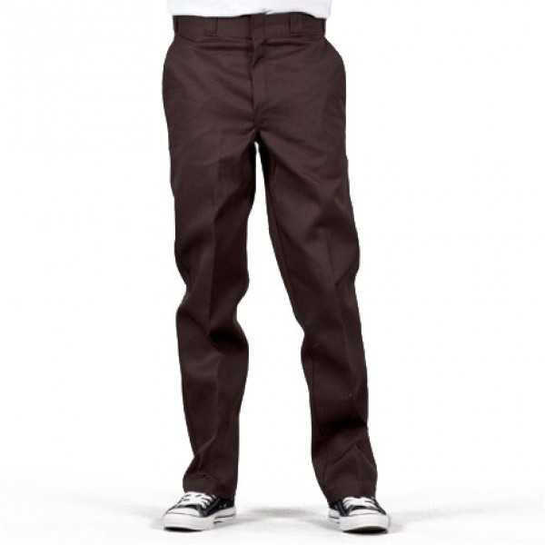 Dickies 874 Work Pant (Dark Brown)