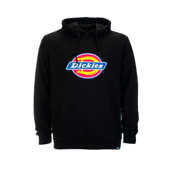 Dickies Nevada Pullover Hooded Sweatshirt (Black)