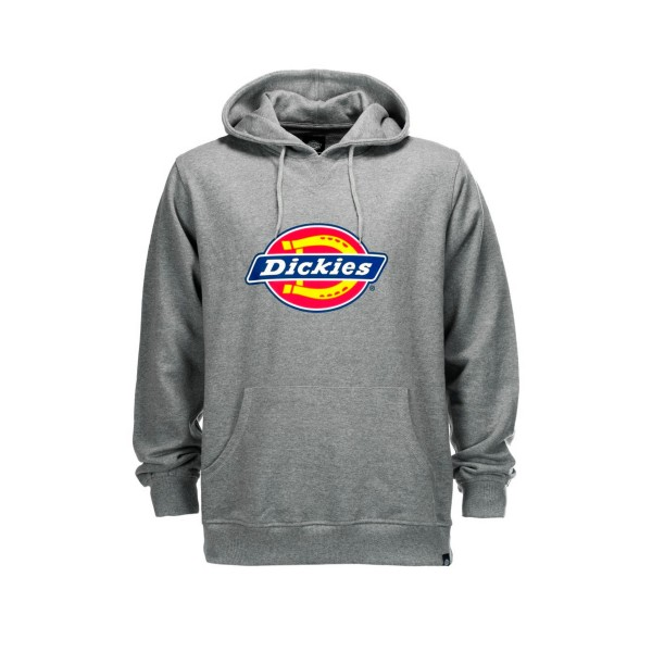 Dickies Nevada Pullover Hooded Sweatshirt (Grey Melange)