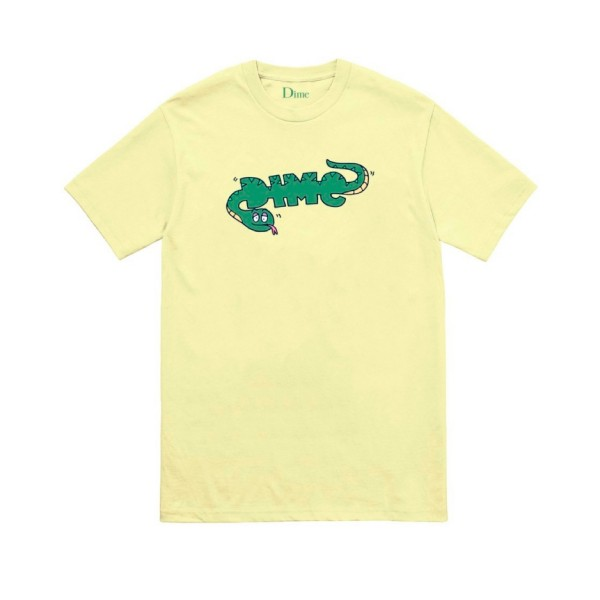 Dime Big Gulp T-Shirt (Light Yellow)