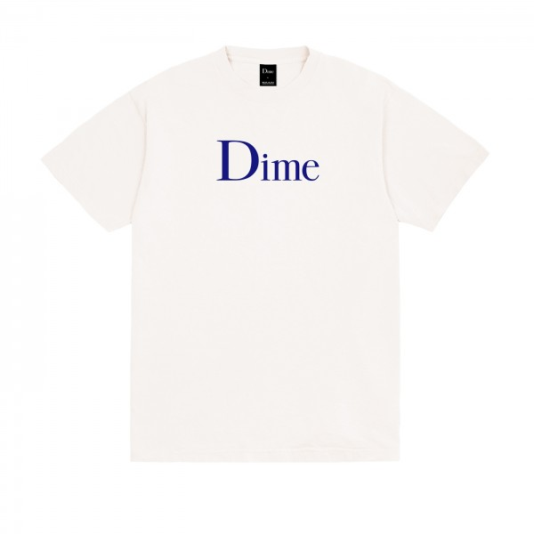 Dime Classic Logo T-Shirt (Off-White)