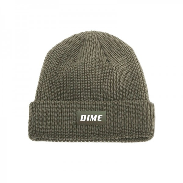 Dime Heavyweight Beanie (Green)
