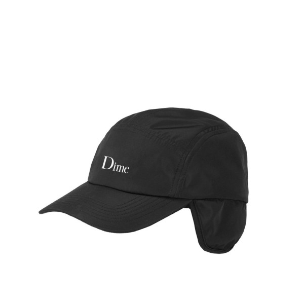 Dime Hunter Fleece Cap (Black)
