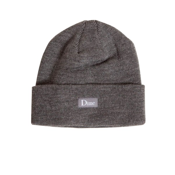 Dime Lightweight Beanie (Dark Grey)