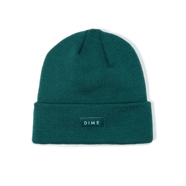 Dime Lightweight Beanie (Evergreen)