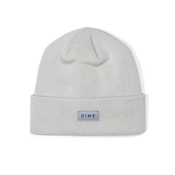 Dime Lightweight Beanie (Light Grey)