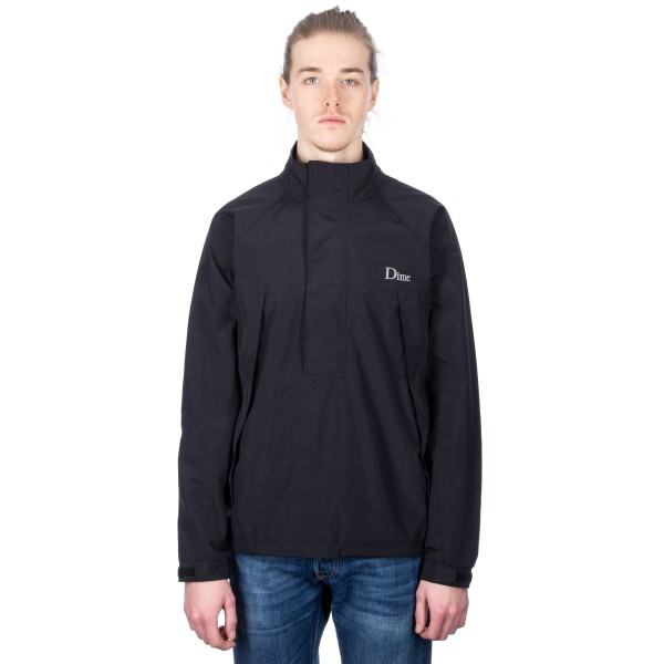 Dime Packable Jacket (Black)